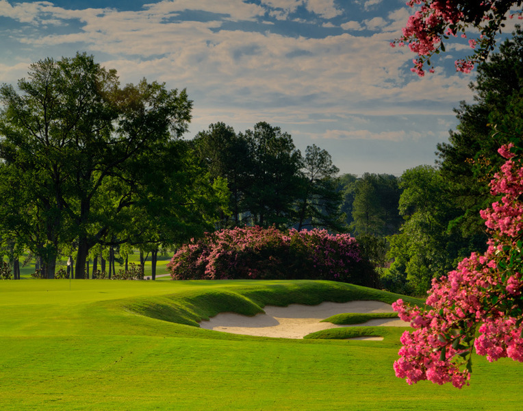 Carmel Country Club, Charlotte, NC - Albrecht Golf Guide