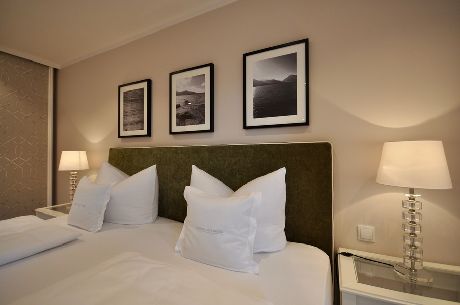 Landhaus st georg bio design boutique hotel am for Design boutique hotel tirol